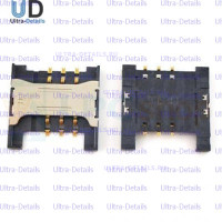 Коннектор SIM LG A290/D285/D410/E540/E450/E460/P713/Lenovo A536