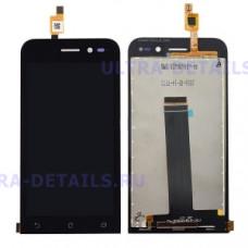 Дисплей Asus ZenFone Go (ZB452KG) в сборе с тачскрином (черный)