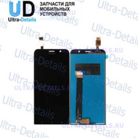 Дисплей Asus ZenFone Go (ZB551KL/G550KL) в сборе с тачскрином (черный)