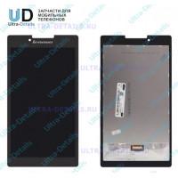 Дисплей Lenovo TAB 2 A7-30 в сборе с тачскрином (черный)