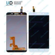 Дисплей Huawei Honor 4X (Che2-L11) в сборе с тачскрином (белый)