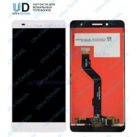 Дисплей Huawei Honor 5X/KIW-L21 в сборе с тачскрином (белый)