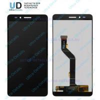 Дисплей Huawei Honor 5X/KIW-L21 в сборе с тачскрином (черный)