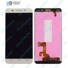 Дисплей Huawei Honor 4C (CHM-U01) в сборе с тачскрином (белый)