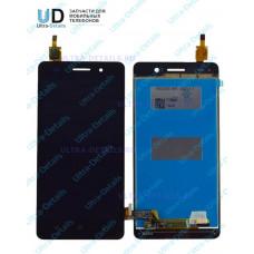 Дисплей Huawei Honor 4C (CHM-U01) в сборе с тачскрином (черный)