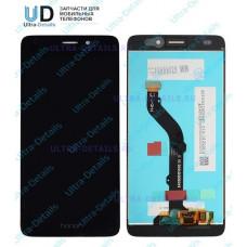 Дисплей Huawei Honor 5C (NEM-L51)/Honor 7 Lite (NEM-L21) в сборе с тачскрином (черный)