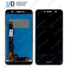 Дисплей Huawei Honor 4C Pro (TIT-L01) в сборе с тачскрином (черный)