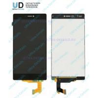 Дисплей Huawei P8 в сборе с тачскрином (черный)