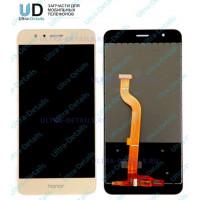 Дисплей Huawei Honor 8/FRD-L09 в сборе с тачскрином (золотой)