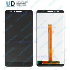 Дисплей Huawei Ascend Mate 7 (JAZZ-L09) в сборе с тачскрином (черный)