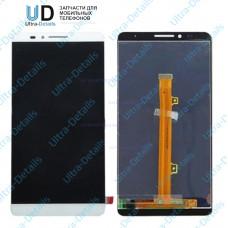 Дисплей Huawei Ascend Mate 7 (JAZZ-L09) в сборе с тачскрином (белый)