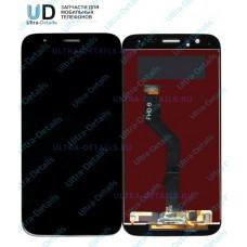 Дисплей Huawei G8 в сборе с тачскрином (черный)