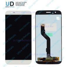 Дисплей Huawei G8 в сборе с тачскрином (белый)