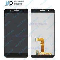Дисплей Huawei Honor 6 Plus в сборе с тачскрином (черный)