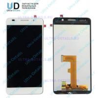 Дисплей Huawei Honor 6 Plus в сборе с тачскрином (белый)