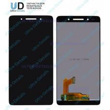 Дисплей Huawei Honor 7 (PLK-L01) в сборе с тачскрином (черный)