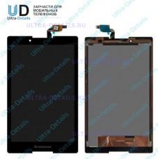Дисплей Lenovo TAB 2 A8-50 LC в сборе с тачскрином (черный)