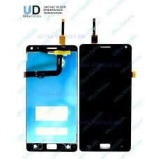 Дисплей Lenovo Vibe P1 в сборе с тачскрином (черный) Оригинал