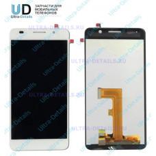 Дисплей Huawei Honor 6 (H60-L04/H60-L12) в сборе с тачскрином (белый)