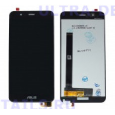 Дисплей Asus ZenFone 3 Max (ZC520TL) в сборе с тачскрином (черный)