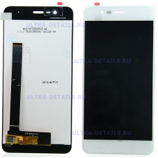 Дисплей Asus ZenFone 3 Max (ZC520TL) в сборе с тачскрином (белый)