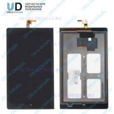 Дисплей Lenovo Yoga Tablet 8 B6000 в сборе с тачскрином (черный)