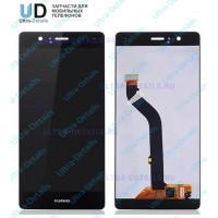 Дисплей Huawei P9 lite/VNS-L21/VNS-L22/VNS-L23/VNS-L31/VNS-L53 в сборе с тачскрином (черный) матрица оригинал