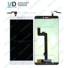Дисплей Xiaomi Mi Max в сборе с тачскрином (белый)
