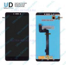 Дисплей Xiaomi Mi Max черный