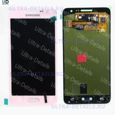 Дисплей Samsung A300F (A3) в сборе с тачскрином (розовый)