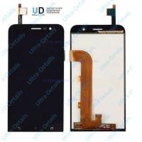 Дисплей Asus ZenFone Go (ZB500KL) в сборе с тачскрином черный