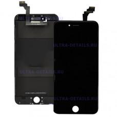 Дисплей iPhone 6 черный (Переклееный Оригинал)