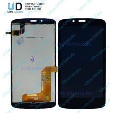 Дисплей Huawei Honor 3C lite черный в сборе с тачскрином