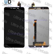 Дисплей LeEco (X600) в сборе с тачскрином (черный)