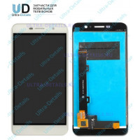 Дисплей Huawei Honor 4C Pro (TIT-L01) в сборе с тачскрином (белый)