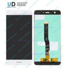 Дисплей Huawei Nova/CAN-L11/CAN-L01  в сборе с тачскрином (белый)
