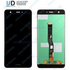 Дисплей Huawei Nova/CAN-L11/CAN-L01  в сборе с тачскрином (черный)