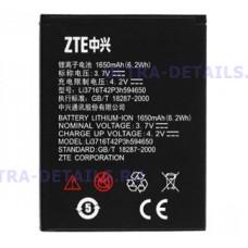 Аккумулятор  ZTE V769M/Leo Q2 (Li3716T42P3h594650)