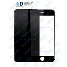 3D стекло для iPhone 7 plus (черный)