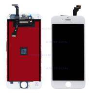 Дисплей iPhone 6  белый (Переклееный Оригинал)