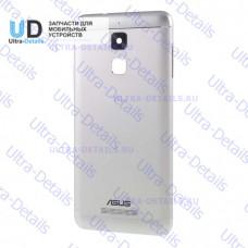 Задняя крышка Asus ZC520TL (ZenFone 3 Max) серебро