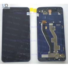 Дисплей  Lenovo S1 в сборе с тачскрином, рамкой
