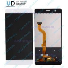 Дисплей Huawei P9 (EVA-L09 /EVA-L19 /EVA-AL00)  в сборе с тачскрином (белый)
