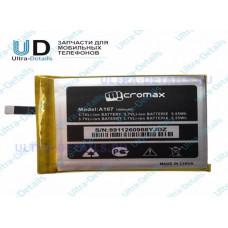 Аккумулятор Micromax A107