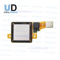 Шлейф Huawei G7 Plus  сканер отпечатка пальца золотой