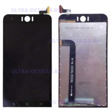 Дисплей Asus ZenFone 2 Laser (ZE551KL) в сборе с тачскрином (черный)