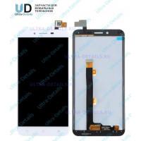 Дисплей Asus ZC553KL (ZenFone 3 Max) в сборе с тачскрином (белый)