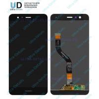 Дисплей Huawei P10 lite (WAS-LX1) в сборе с тачскрином (черный) Оригинал