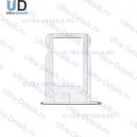 SIM Лоток iPhone 5 (серебро)