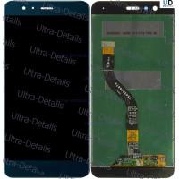 Дисплей Huawei P10 lite (WAS-LX1) в сборе с тачскрином (синий) Оригинал